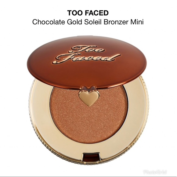 Too Faced Other - Chocolate Gold Gilded Bronzer